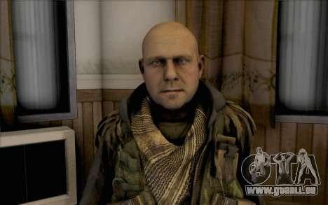 COO-COO de Crysis 3 pour GTA San Andreas