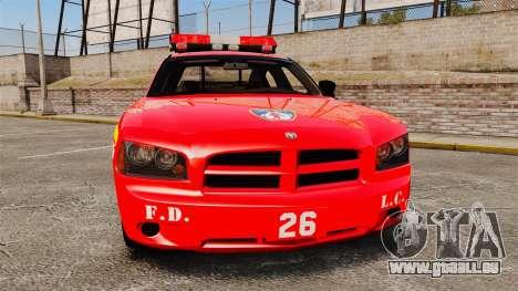 Dodge Charger LCFD Battalion Chief [ELS] für GTA 4