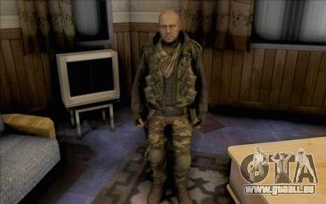 COO-COO de Crysis 3 pour GTA San Andreas deuxième écran