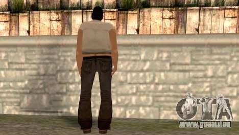 Umberto Robina pour GTA San Andreas deuxième écran