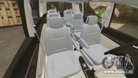Renault Espace IV Initiale v1.1 pour GTA 4 est un côté