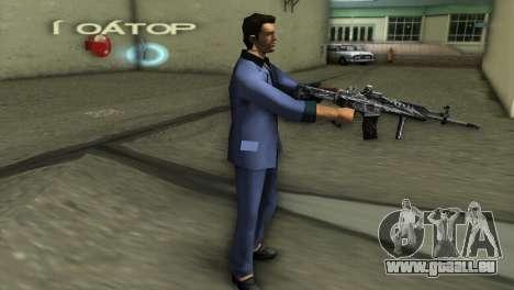 K-2 pour le quatrième écran GTA Vice City
