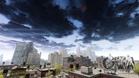 Météo Australie pour GTA 4 troisième écran
