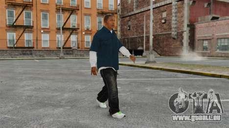 Clinton Franklin für GTA 4 weiter Screenshot