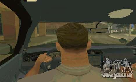 Ford Crown Victoria Police LV für GTA San Andreas Motor
