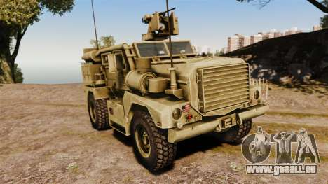 Cougar MRAP 4X4 pour GTA 4