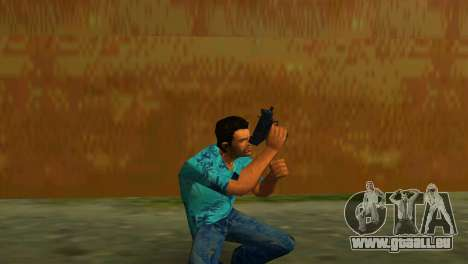 TLaD Micro SMG für GTA Vice City zweiten Screenshot