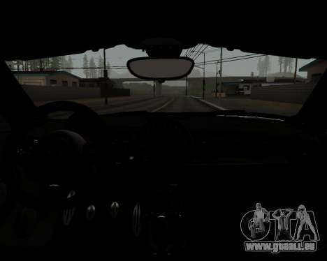 MINI Cooper S 2012 pour GTA San Andreas