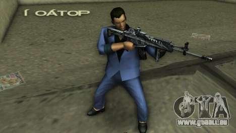 K-2 pour GTA Vice City