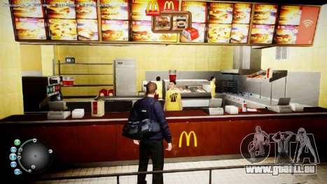 Big City Life Skript v0. 2 für GTA 4 Sekunden Bildschirm