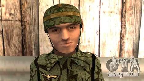 Soldats fascistes pour GTA San Andreas troisième écran
