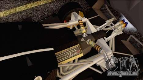 Pagani Zonda R SPS v3.0 Final pour GTA San Andreas salon