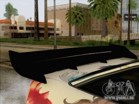 Uranus Grand Chase Texture pour GTA San Andreas vue arrière
