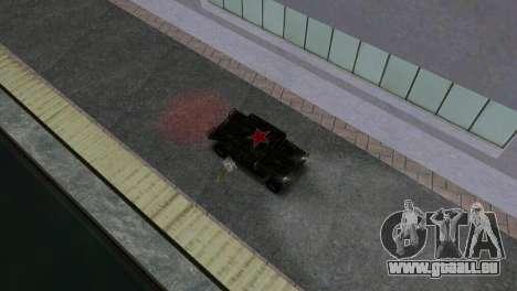 Russische Patriot Textur für GTA Vice City rechten Ansicht