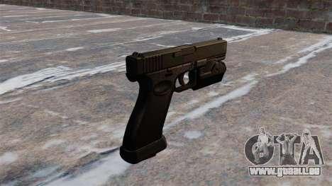 Chargement automatique pistolet Glock 20 pour GTA 4 secondes d'écran