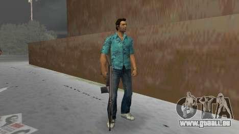 H&K G3A3 pour le quatrième écran GTA Vice City