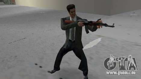Kalaschnikow für GTA Vice City