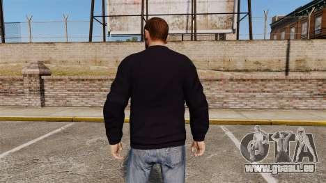Pullover-Henleys - für GTA 4 Sekunden Bildschirm