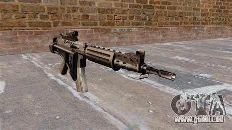 Fusil d'assaut FN FNC pour GTA 4