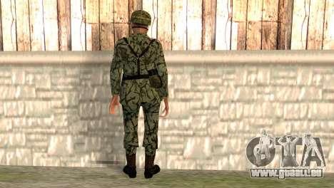Soldats fascistes pour GTA San Andreas deuxième écran