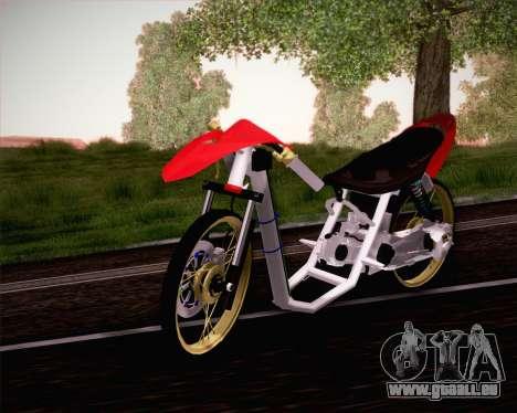 Yamaha Mio pour GTA San Andreas
