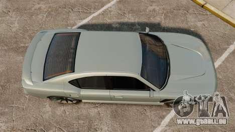 GTA V Bravado Buffalo STD8 für GTA 4 rechte Ansicht