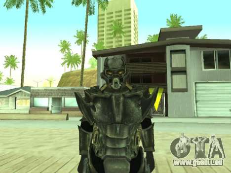 New skin from Fallout 3 für GTA San Andreas