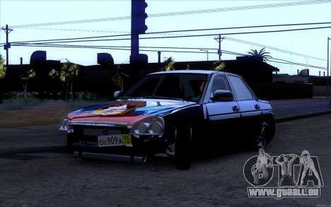 LADA 2170 BPAN für GTA San Andreas