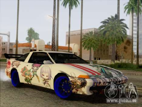 Uranus Grand Chase Texture pour GTA San Andreas