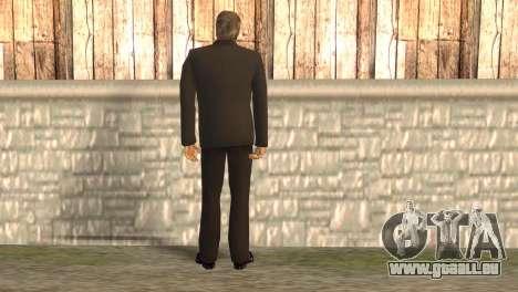 Mafia Boss pour GTA San Andreas deuxième écran