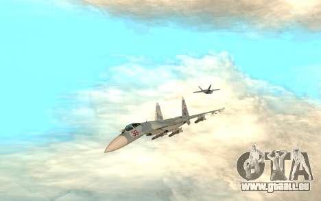 Su-33 für GTA San Andreas
