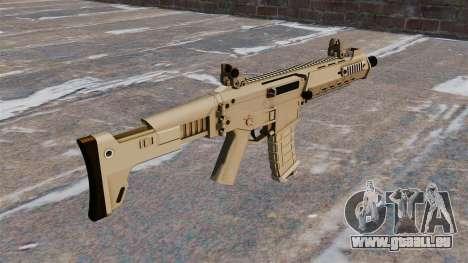 Magpul Masada-Sturmgewehr für GTA 4 Sekunden Bildschirm