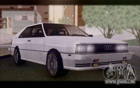 Audi S1 Quattro pour GTA San Andreas