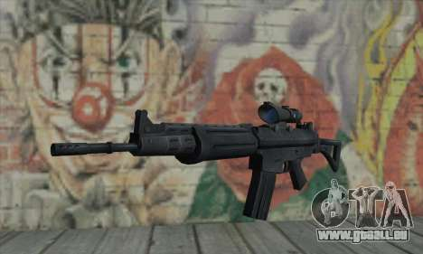 FN FNC für GTA San Andreas