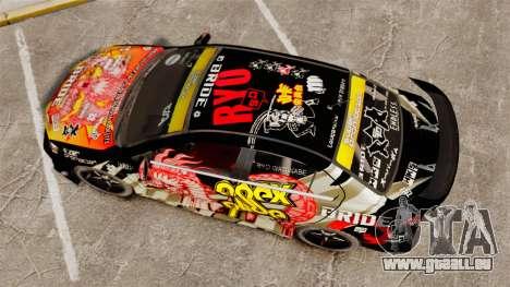 Mitsubishi Lancer Evolution X Ryo King für GTA 4 rechte Ansicht