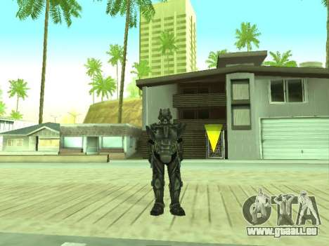 New skin from Fallout 3 für GTA San Andreas zweiten Screenshot