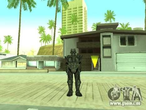 New skin from Fallout 3 pour GTA San Andreas deuxième écran