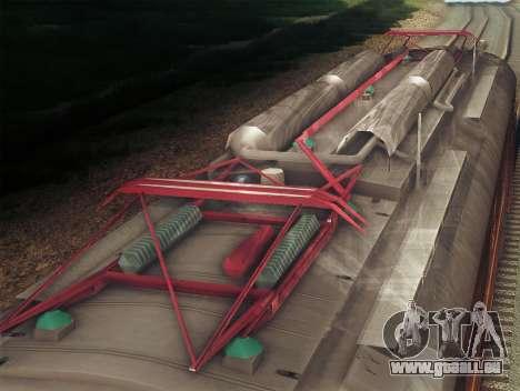 VL23-419 pour GTA San Andreas vue de droite
