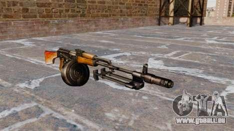 La mitrailleuse RPK-74 pour GTA 4