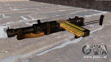 Automatique-Fucker - pour GTA 4 troisième écran