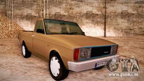 Ikco Paykan Pickup für GTA San Andreas