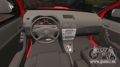 Toyota Hilux Land Forces France [ELS] für GTA 4 Seitenansicht