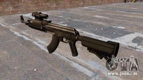 AK-47 Tactical Gear für GTA 4 Sekunden Bildschirm