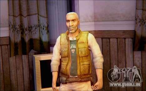 Eli von Half Life 2 für GTA San Andreas