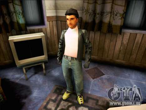Le Bandit de GTA Vice City pour GTA San Andreas