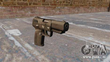 Pistolet Self-loading MW3 FN Five-seveN pour GTA 4