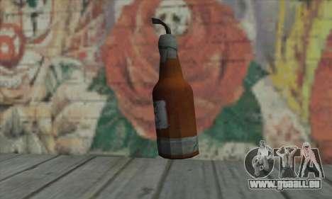 Cocktail Molotov de GTA V pour GTA San Andreas deuxième écran