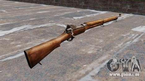M1917 Enfield Rifle pour GTA 4 secondes d'écran