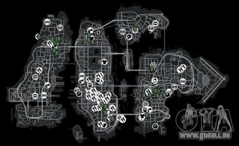 Big City Life script v0.2 pour GTA 4 quatrième écran