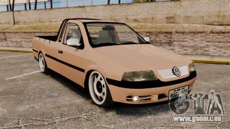 Volkswagen Saveiro G3 SuperSurf für GTA 4